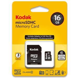 Kodak UHS-I U1 MicroSDHC 16GB